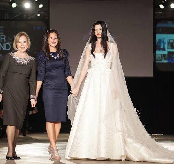 Mira Couture Mira Horoszowski Julie Mersine Chicago Wedding Gown