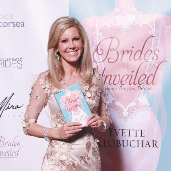 Mira Couture Yvette Klobuchar Brides Unveiled Chicago Bridal Gown