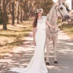 2053 Mikaella Wedding Bridal Gown Chicago