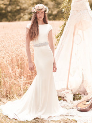2061 Mikaella Wedding Bridal Gown Chicago