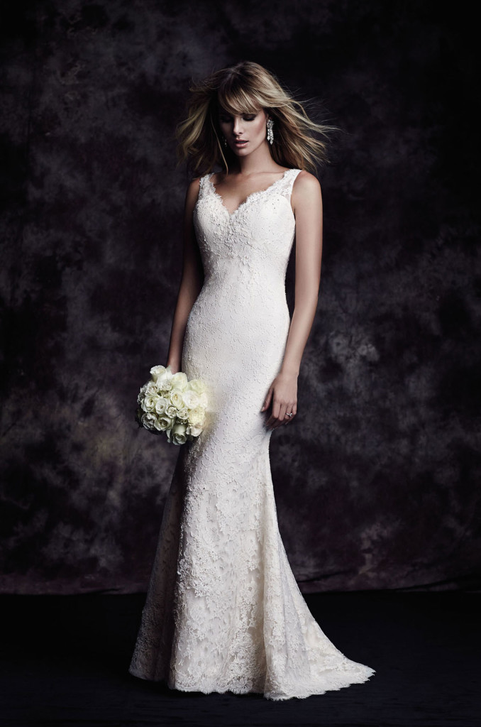 4601 Paloma Blanca Wedding Bridal Gown Chicago