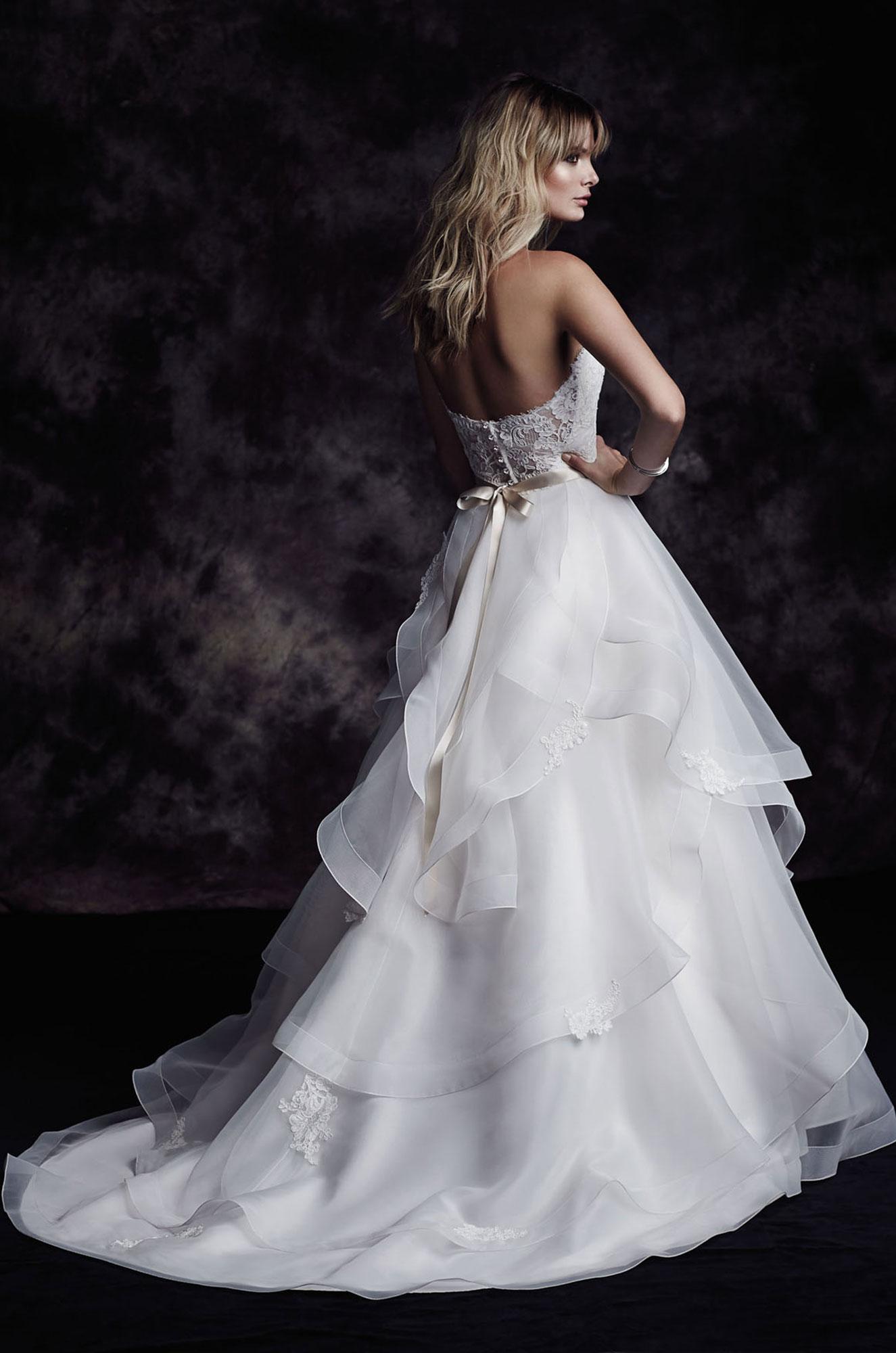 Modest Wedding Dresses Chicago - Carley & Connellan