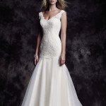 4615 Paloma Blanca Wedding Bridal Gown Chicago