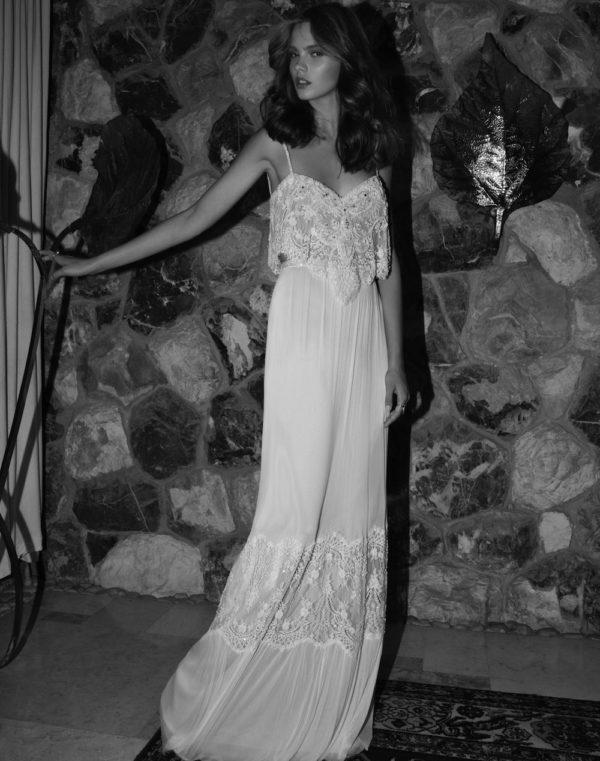 Aline Flora Wedding Bridal Gown Chicago BW