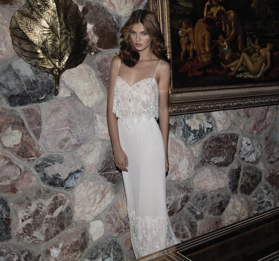 Aline Wedding Gown: Aline By Flora