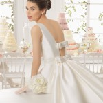 Ariel Aire Barcelona Wedding Bridal Gown Chicago Detail
