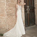 Bella Flora Wedding Bridal Gown Chicago Color