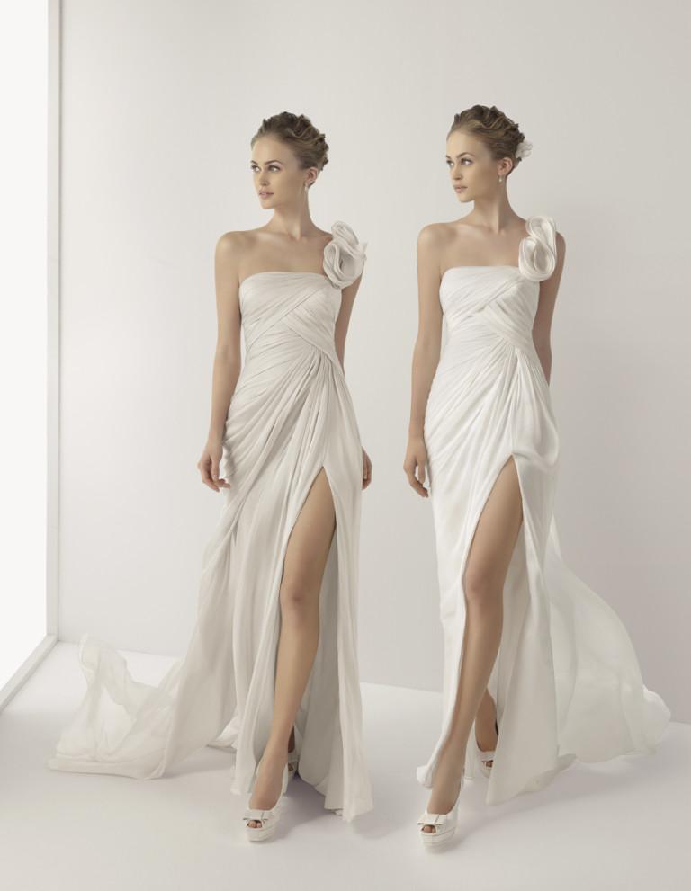 Jaqueline by rosa clara soft for Sample wedding dresses chicago