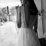 Mila Flora Wedding Bridal Gown Chicago Back