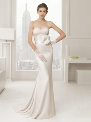 Sabia Rosa Clara Wedding Bridal Gown Chicago