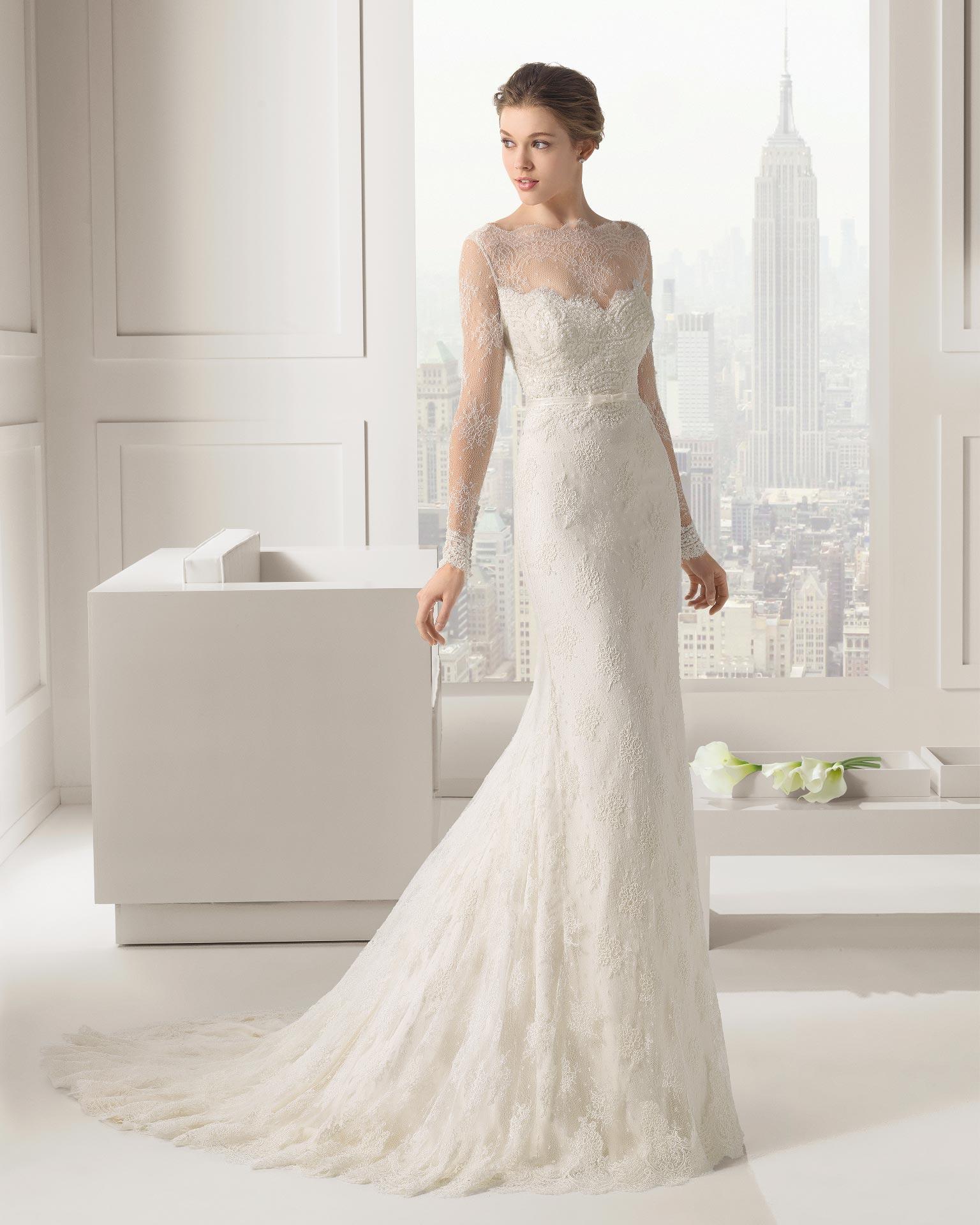 Wedding Dresses With Cutouts Rosa Clara Wedding Dress And