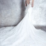 14125X Stephen Yearick Mira Couture Wedding Bridal Gown Chicago