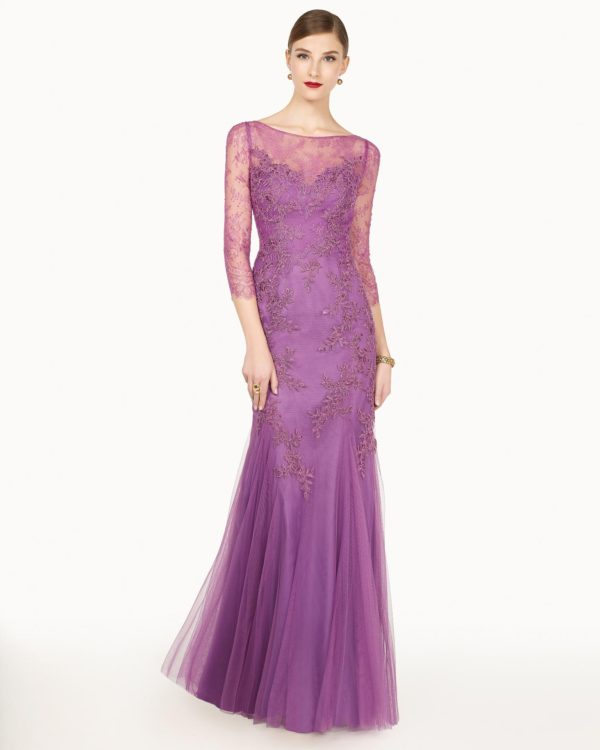 271 Rosa Clara Gown Chicago Lace