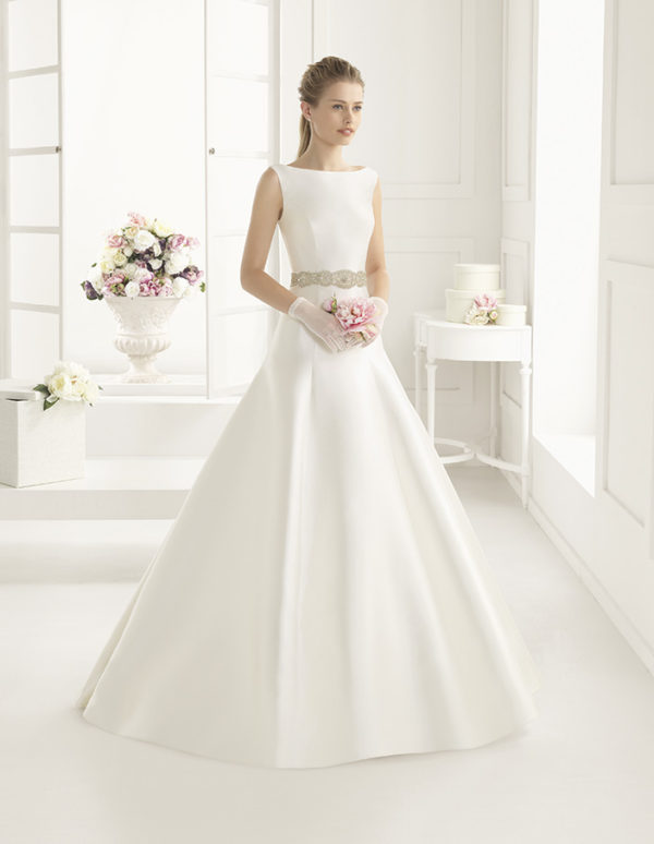 62388f2646 ... Entenza Rosa Clara Two Mira Couture Wedding Bridal Gown Chicago