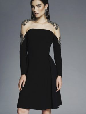 L1607 Lucian Matis Cocktail Dress Chicago