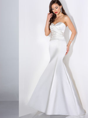 Marlene Cristiano Lucci Wedding Bridal Gown Chicago