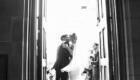 Mira Couture Hilary Yumi Katsura Chicago Wedding Gown Kiss