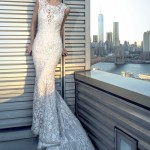 Stephen Yearick Mira Couture 14172 Wedding Bridal Gown Chicago