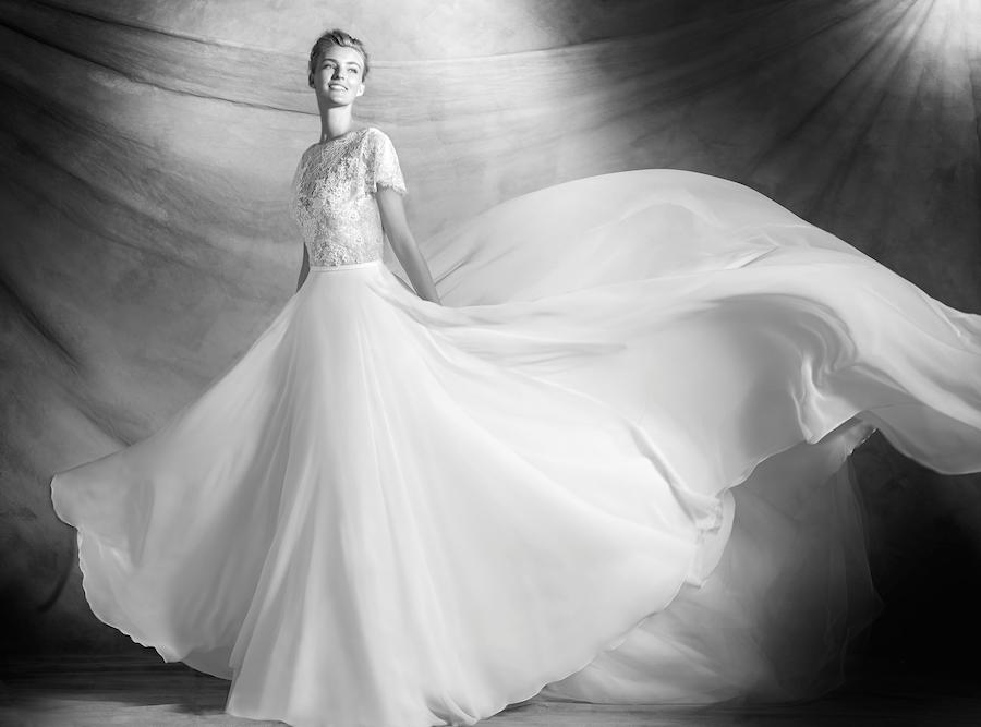 5792c7a5cc7 Atelier Pronovias. Vicki Atelier Pronovias Mira Couture Wedding ...