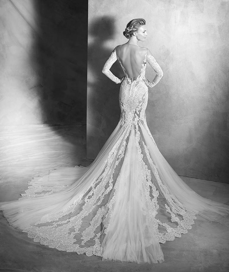 Mermaid Wedding Dresses In Chicago : Vicki by atelier pronovias