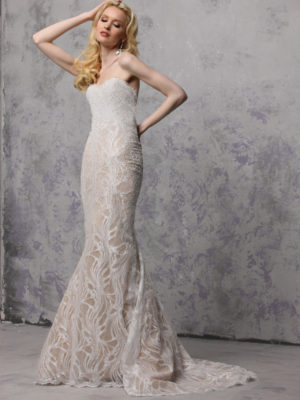 Yumi Katsura Blysee Mira Couture Wedding Bridal Gown Chicago