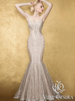 Yumi Katsura Centauri Mira Couture Wedding Bridal Gown Chicago