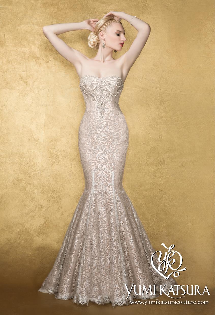 Yumi Katsura Centauri Mira Couture Wedding Bridal Gown Chicago