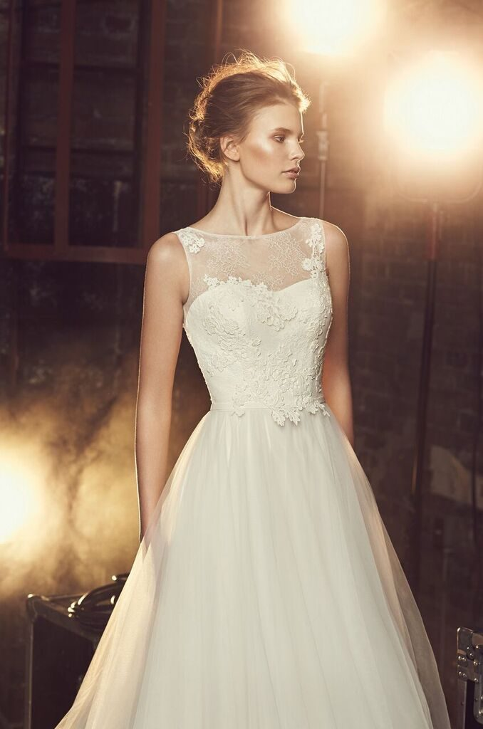 Handmade Wedding Dresses Chicago : Mira couture mikaella wedding bridal chicago g