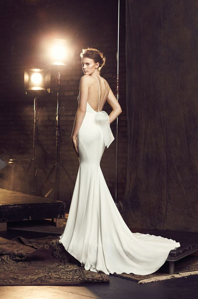 Wedding Dress Chicago Affordable : Mira couture wedding bridal gown chicago mikaella back g