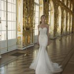 Mira Couture Netta Benshabu Bridal Gown Chicago 1505 Angle