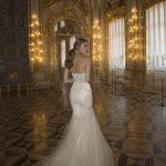 Mira Couture Netta Benshabu Bridal Gown Chicago 1505 Back
