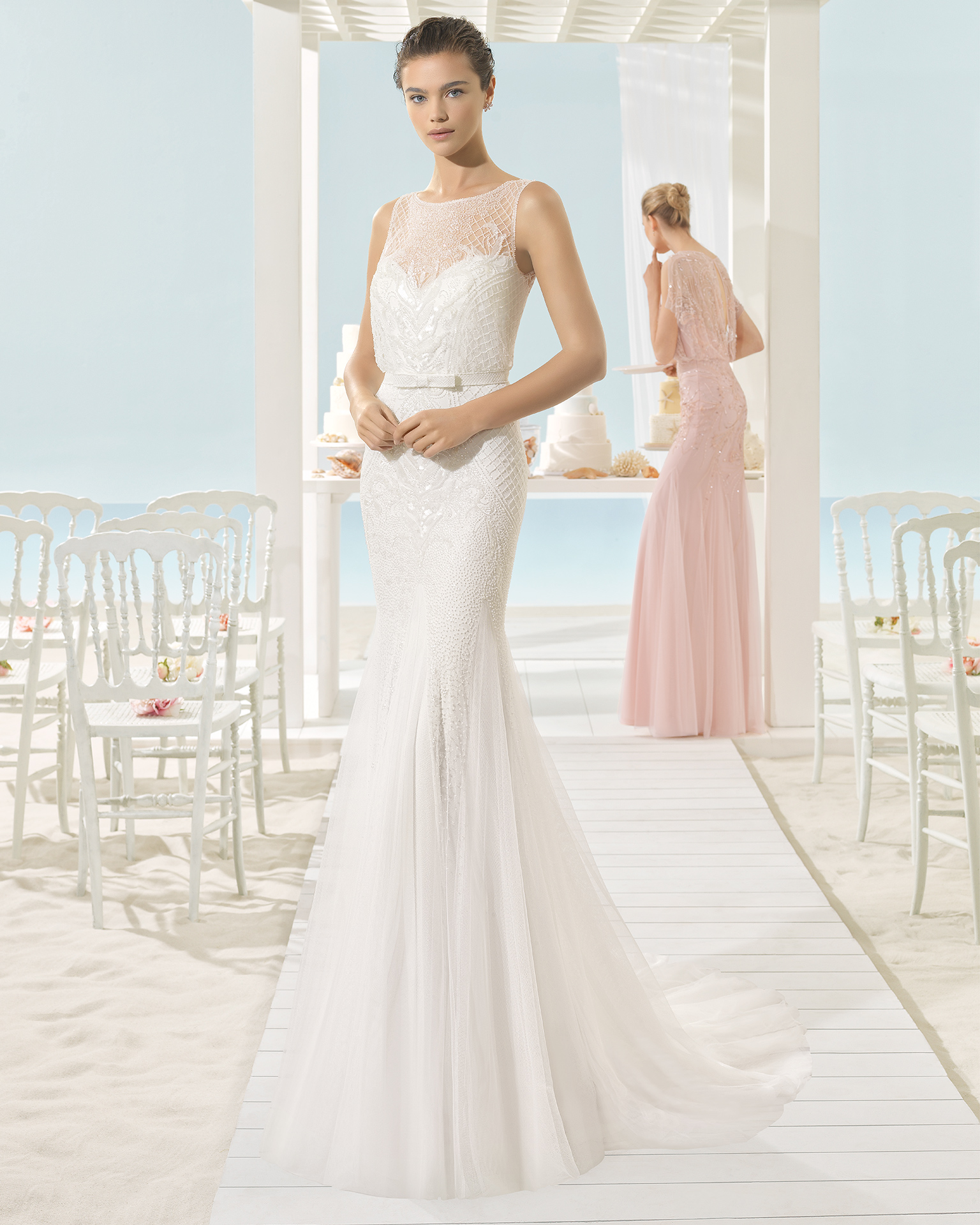 Wedding Gowns Chicago: Xana By Aire Barcelona