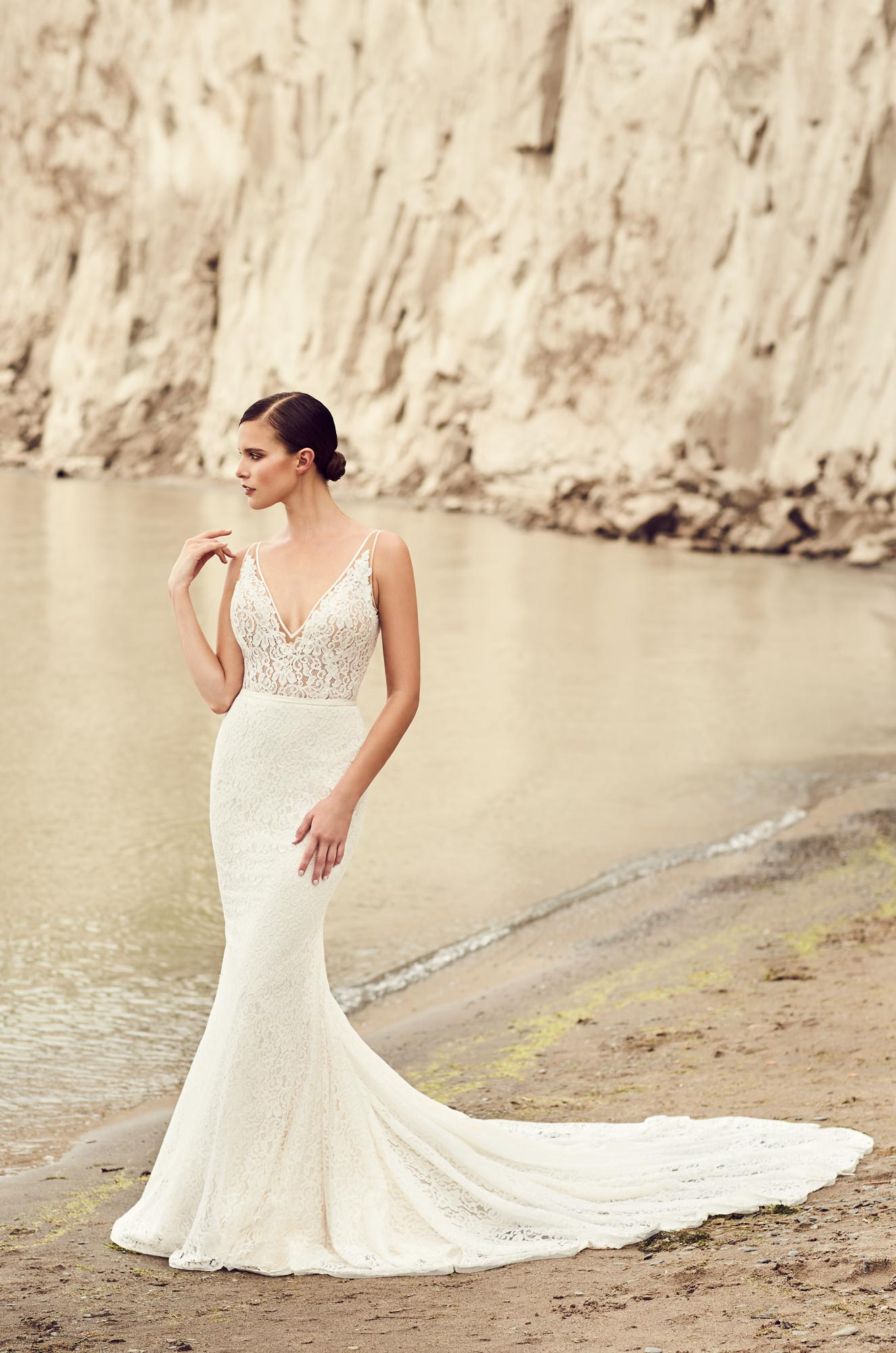 2100 by mikaella for Wedding dress boutiques chicago