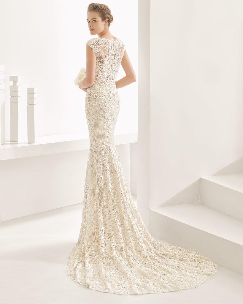 Natalia by rosa clara for Custom made wedding dresses chicago