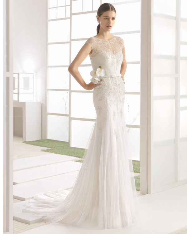 Wedding Gowns Chicago: Wilbour By Rosa Clara SOFT