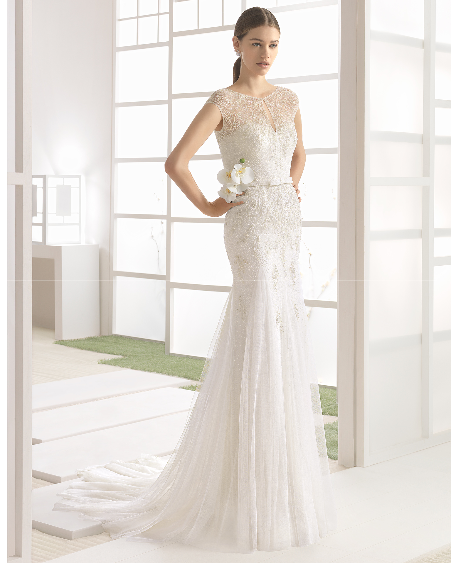 Wilbour by rosa clara soft for Wedding dress boutiques chicago