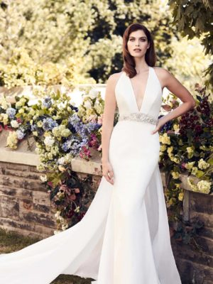 mira couture paloma blanca 4741 wedding bridal dress gown chicago boutique front