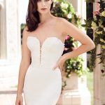 mira couture paloma blanca 4743 wedding bridal dress gown chicago boutique detail
