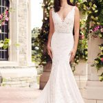 mira couture paloma blanca 4746 wedding bridal dress gown chicago boutique full