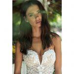 Mira Couture Shlomit Azrad Israeli Christin Wedding Bridal Gown Dress Chicago Boutique Detail