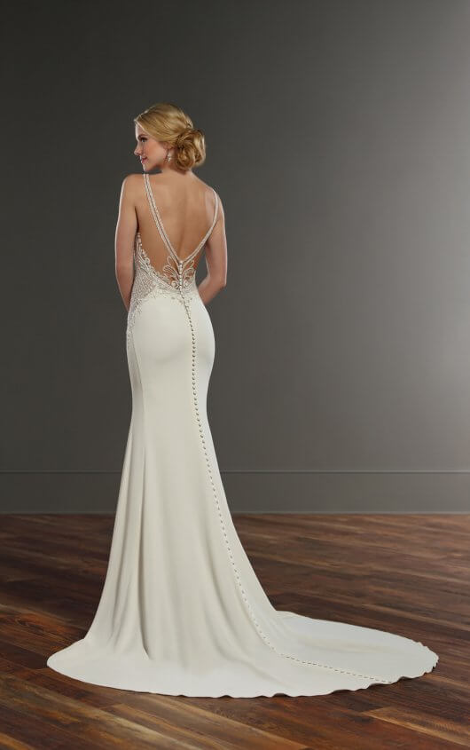 875 by martina liana for Wedding dress boutiques chicago