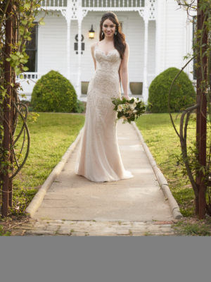8922b0d1610 Mira Couture Martina Liana 894 Wedding Dress Bridal Gown Chicago Salon Boutique  Front