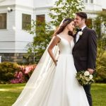 Mira Couture Martina Liana 981 Wedding Gown Bridal Dress Chicago Boutique Side