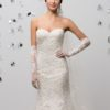 Mira Couture Justin Alexander Signature 99018 Wedding Dress Bridal Gown Boutique Chicago
