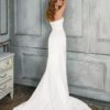 Mira Couture Justin Alexander Signature Collection 99021 Wedding Dress Bridal Gown Chicago Boutique Back