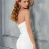 Mira Couture Justin Alexander Signature Collection 99021 Wedding Dress Bridal Gown Chicago Boutique Front