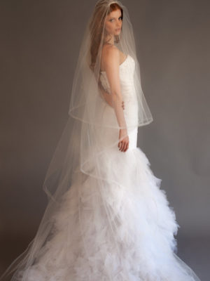 Mira Couture Justine M Couture Lemonade Veil Chicago Boutique
