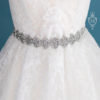 Mira Couture Justine M Couture Tinsel Tonic Sash Chicago Boutique