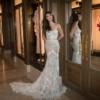 Mira Couture Netta Benshabu Ashton Wedding Dress Bridal Gown Chicago Boutique Full