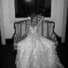 Mira Couture Neta Dover 1100818 Wedding Dress Bridal Gown Chicago Boutique Full